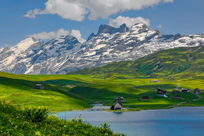 6 Activities to Try in the Swiss Alps